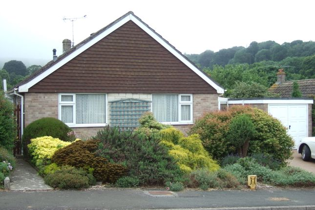 Thumbnail Detached bungalow to rent in Manor Fields, Bridport