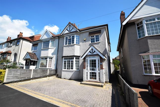 Thumbnail Semi-detached house for sale in Woodchester Road, Westbury-On-Trym, Bristol