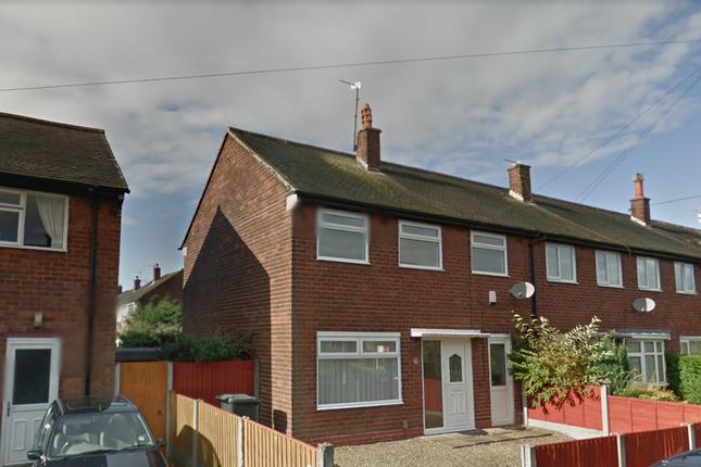 Thumbnail Semi-detached house to rent in Skipton Crescent, Preston