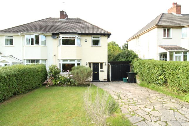 3 bed semi-detached house for sale in Bassaleg Road, Newport