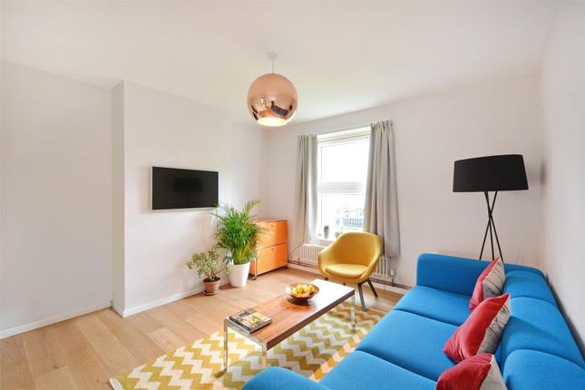 Thumbnail Flat for sale in Bishops Way, London