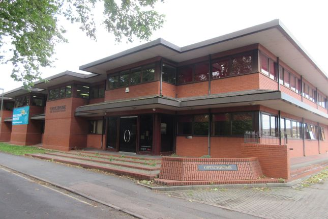 Office to let in First Floor Offices (Part), Optichrome, 98-102 Maybury Road, Woking