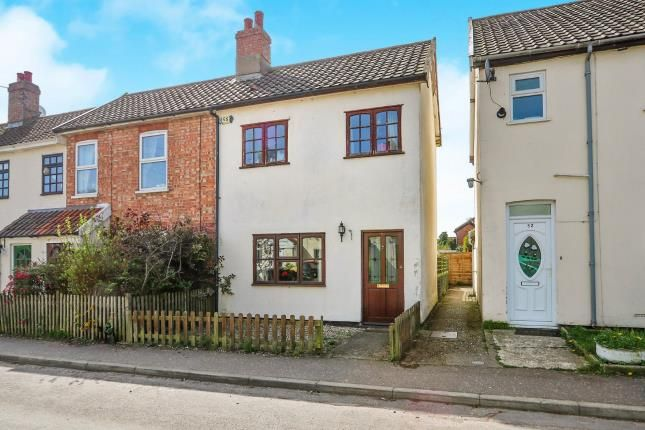 Thumbnail End terrace house for sale in Attleborough, Norwich, Norfolk