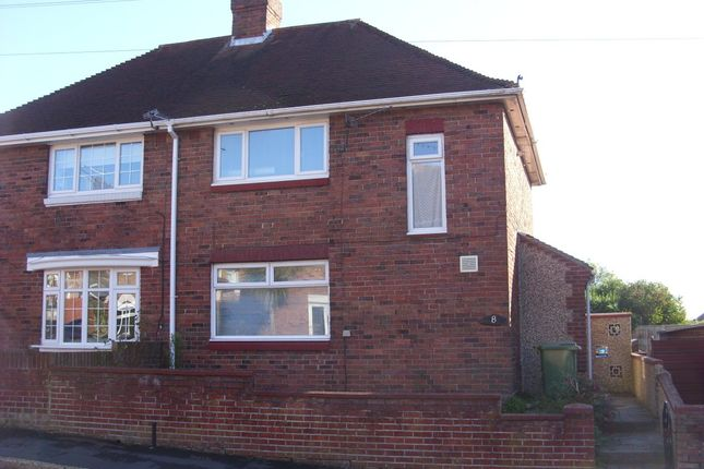 Thumbnail Semi-detached house to rent in Tunstall Road, Cosham, Portsmouth