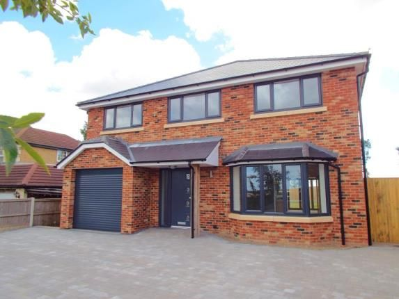 Thumbnail Detached house for sale in Archers Court Road, Whitfield., Dover, Kent