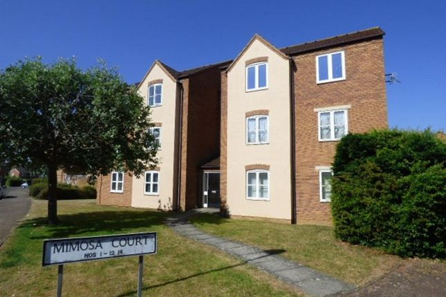 Thumbnail Flat to rent in Mimosa Court, Churchdown, Gloucester