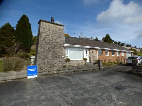 Thumbnail Bungalow for sale in Ala Road, Pwllheli, Gwynedd