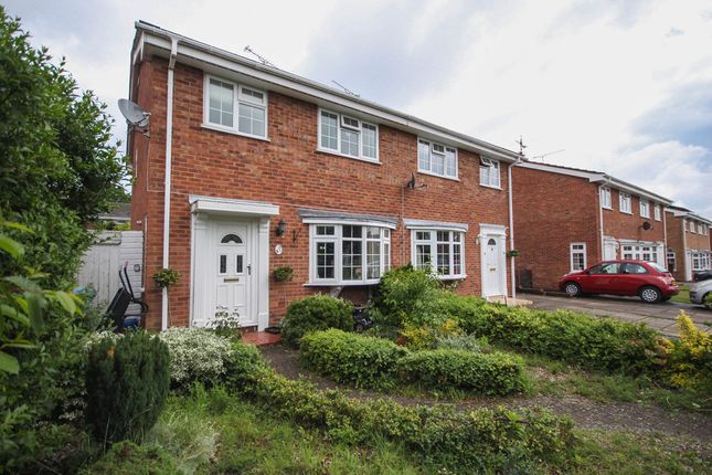 Thumbnail Semi-detached house to rent in Pennine Way, Farnborough