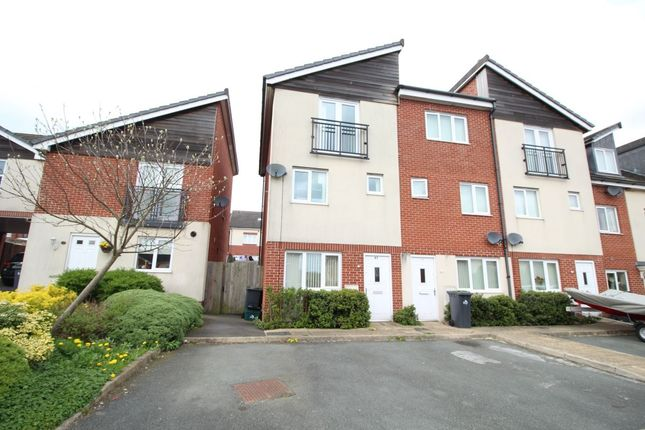 Thumbnail Property for sale in Brentleigh Way, Hanley, Stoke-On-Trent