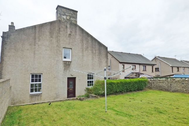 Thumbnail Flat for sale in Kirk Lane, Ellon