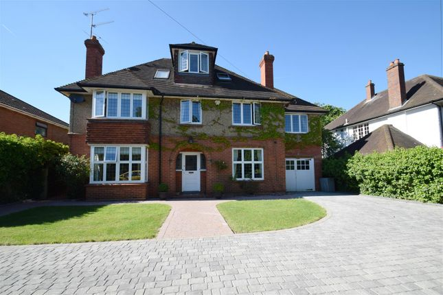 Thumbnail Detached house to rent in Highmoor Road, Caversham Heights, Reading