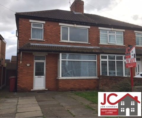 Thumbnail Semi-detached house to rent in Cottage Beck Road, Scunthorpe