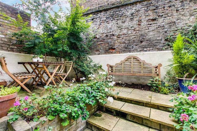 Garden of New Kings Road, London SW6