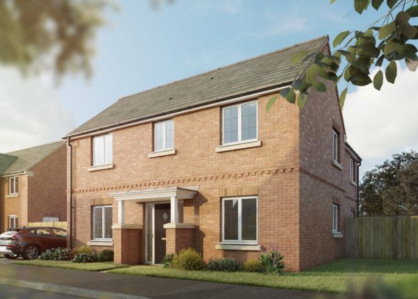 Thumbnail Property for sale in Little Cryfield, Coventry