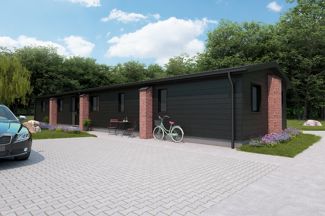 Thumbnail Barn conversion for sale in Silsoe Road, Flitton