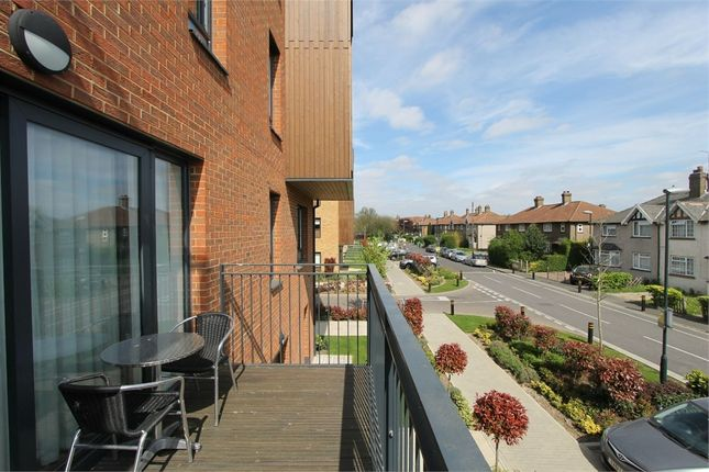 Thumbnail Flat to rent in Johnson Court, 39 Meadowside, London