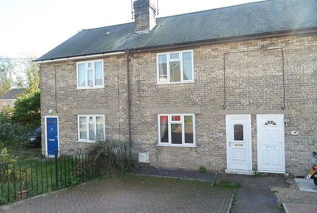 Thumbnail Terraced house to rent in Takers Lane, Stowmarket