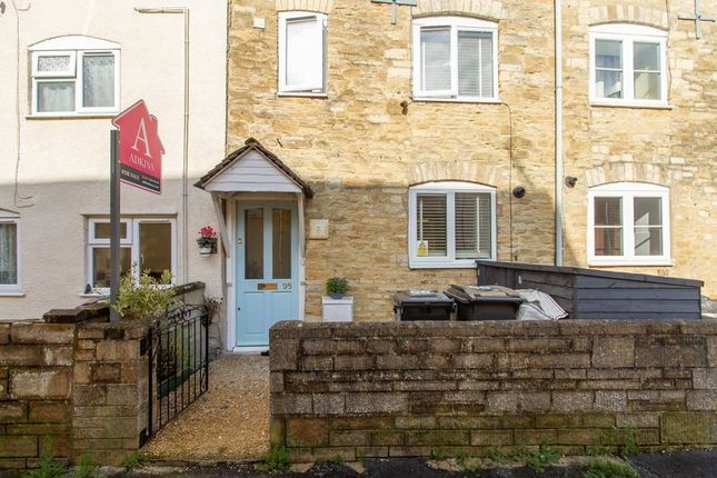 Thumbnail Terraced house for sale in Cricklade Street, Cirencester