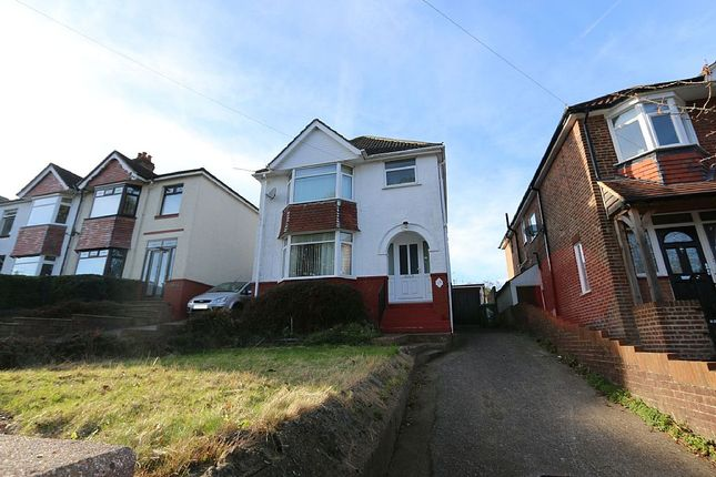 Thumbnail Detached house for sale in 19, Middle Road, Southampton, Hampshire