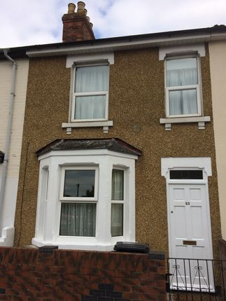 Thumbnail Terraced house to rent in Alfred Street, Swindon