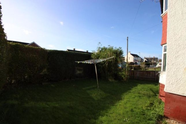 Garden of Orchard Road, Lydney GL15