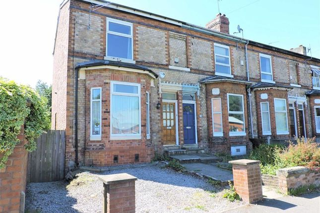 Thumbnail End terrace house for sale in Royle Street, Fallowfield, Manchester