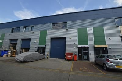 Thumbnail Light industrial to let in Unit 25, Vale Industrial Park, 170 Rowan Road, Streatham, London