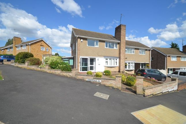 Thumbnail Semi-detached house to rent in Ennerdale Close, Kettering