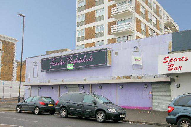 Thumbnail Leisure/hospitality to let in Ethelbert Crescent, Cliftonville, Margate