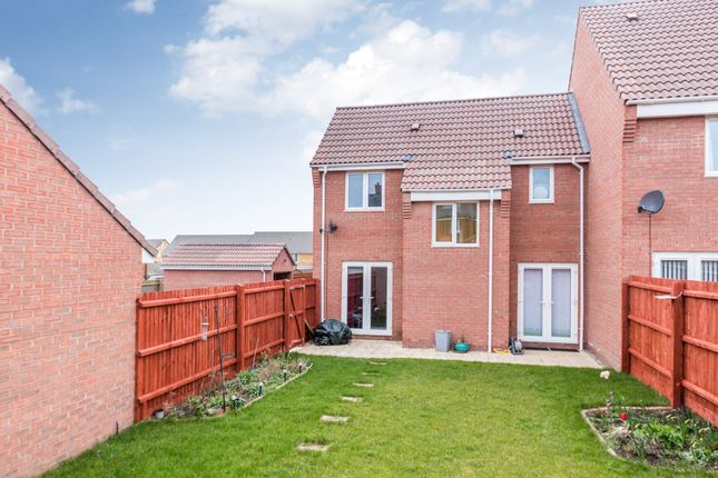 Thumbnail Terraced house for sale in Belfry Mews, Rushden