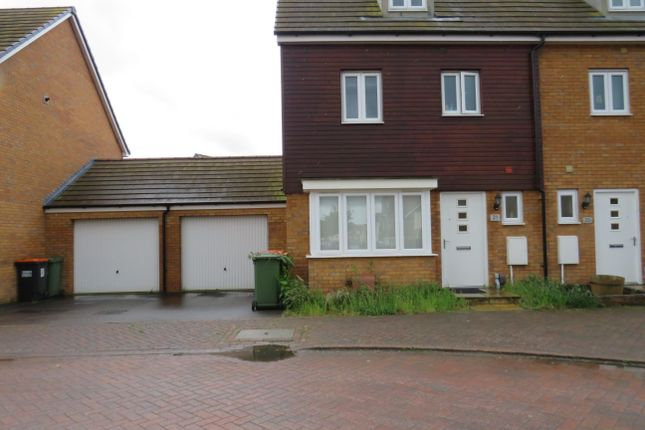 Thumbnail Property to rent in Dunnock Drive, Leighton Buzzard