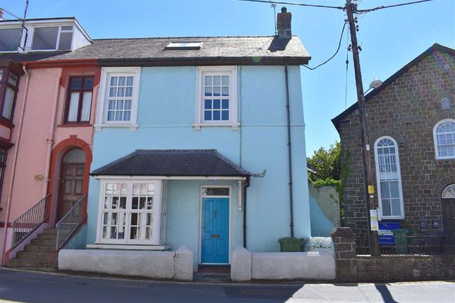 Thumbnail Semi-detached house for sale in Margaret Street, New Quay, Ceredigion