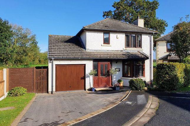Thumbnail Detached house for sale in Oaks Lane, Kirkbampton, Carlisle