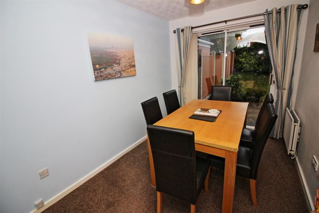 Dining Room of Beeston Close, Bestwood Village, Nottingham NG6