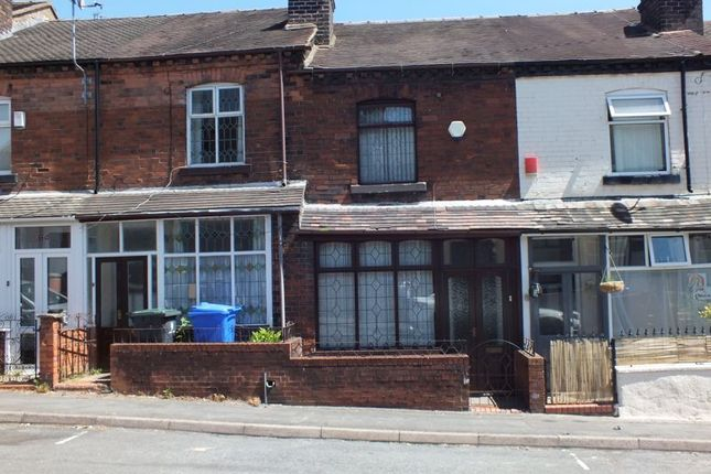 External of King William Street, Tunstall, Stoke-On-Trent ST6