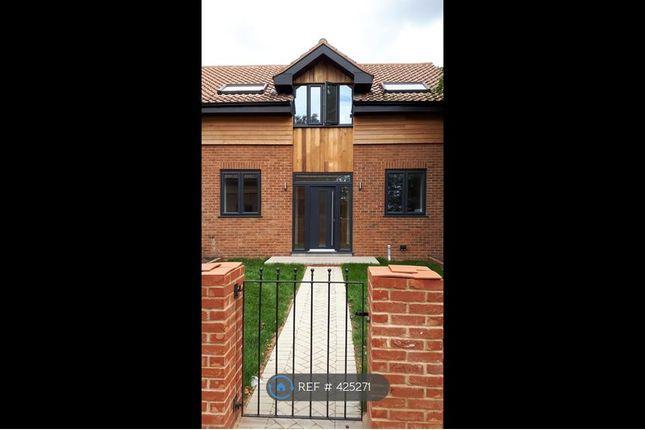 Thumbnail Terraced house to rent in Summerlea Court, Basingstoke