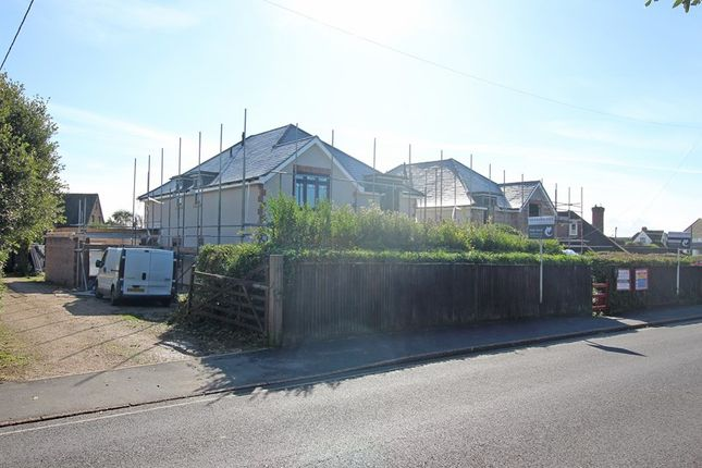 Thumbnail Detached house for sale in Sea Road, Milford On Sea, Lymington