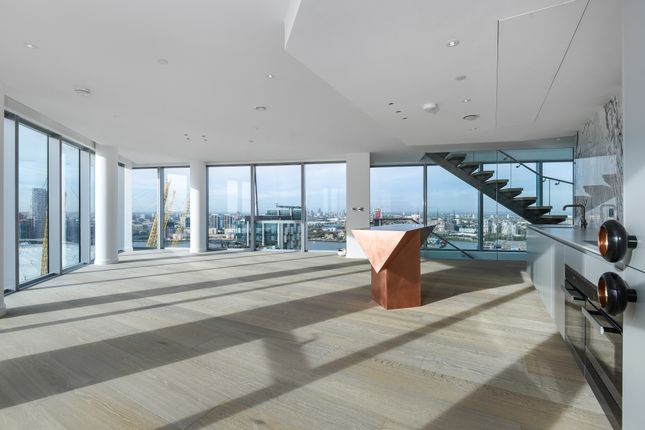 Thumbnail Property for sale in No.2, 10 Cutter Lane, Upper Riverside, Greenwich Peninsula