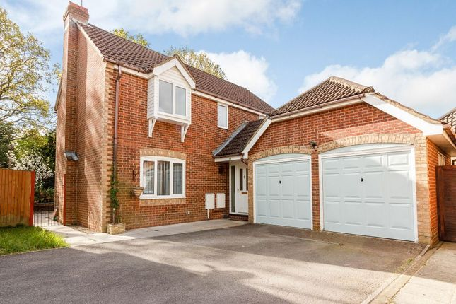 Thumbnail Detached house for sale in Pentridge Way, Totton, Southampton, Hampshire