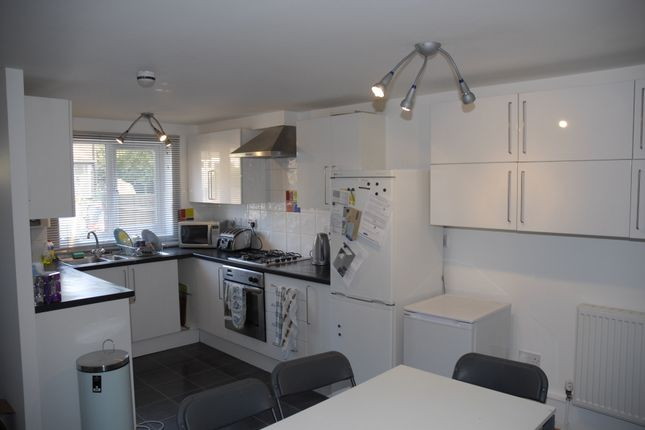 Thumbnail Terraced house to rent in Russell Road, Nottingham