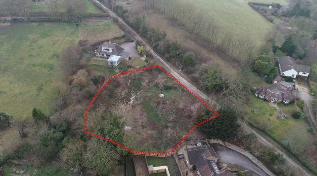 Thumbnail Land for sale in Land At Coombe Bissett, Blandford Road, Coombe Bissett 4Lf