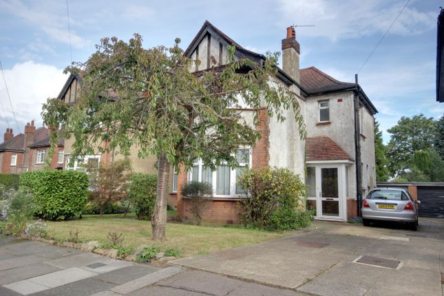 Thumbnail Semi-detached house for sale in Myddelton Gardens, Winchmore Hill