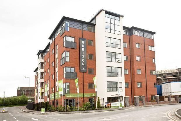 2 bed flat to rent in Broad Gauge Way, Wolverhampton