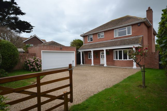 Thumbnail Detached house for sale in Vincent Road, Selsey