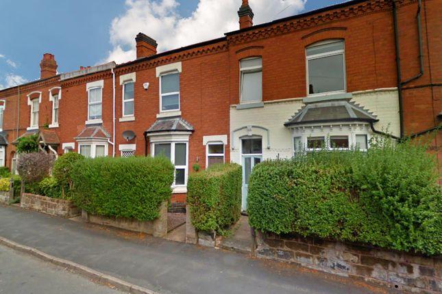 2 bed terraced house to rent in Drayton Road, Kings Heath, Birmingham B14