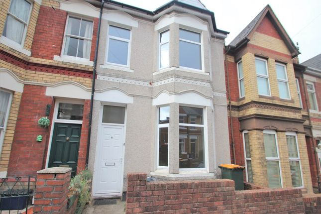 Thumbnail Property to rent in Morden Road, Newport