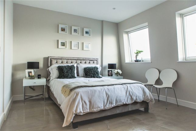 Thumbnail Flat for sale in Geneva House, 3 Park Road, Peterborough, Cambridgeshire