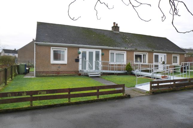Thumbnail Semi-detached bungalow for sale in Hartfield Crescent, Neilston