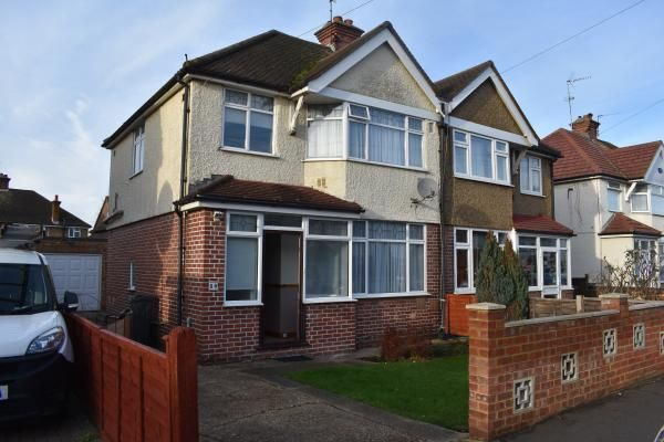 Thumbnail Property to rent in Iverna Gardens, Feltham