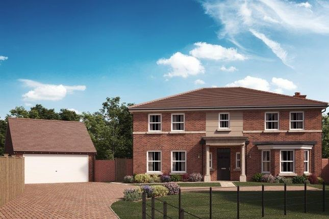 Thumbnail Detached house for sale in The Portland, Bratton Grange, Telford